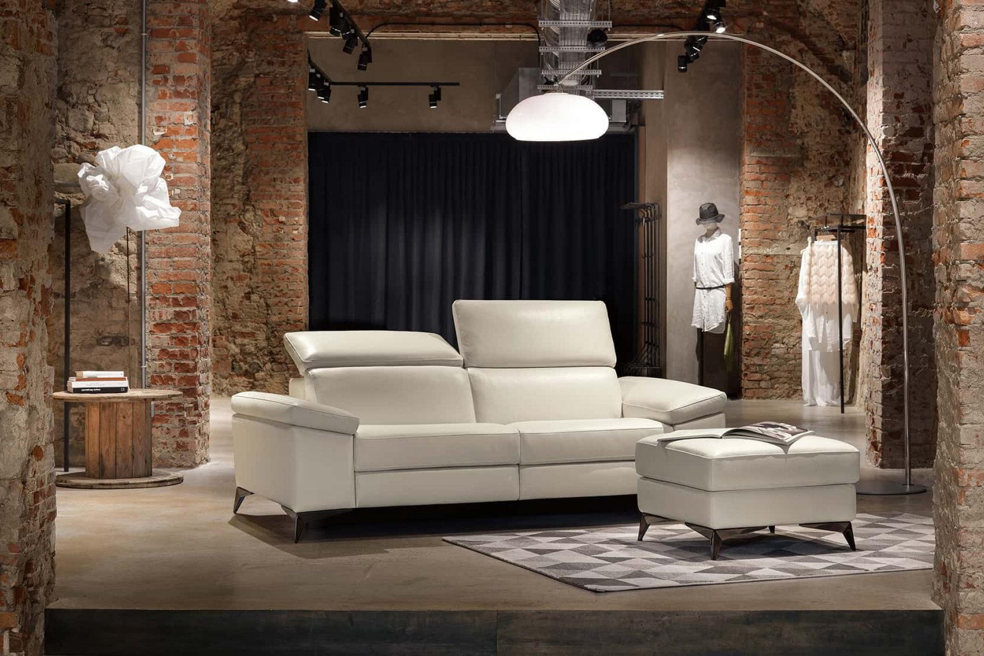 Divani Con Meccanismo Relax chic salotti cesena divani poltrone poltronificio arigianale